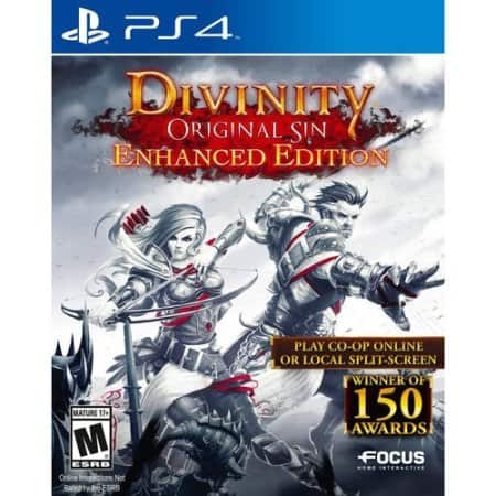 Divinity Original Sin Enhanced Edition PS4 or Xbox One In-Store Where Available $7 YMMV