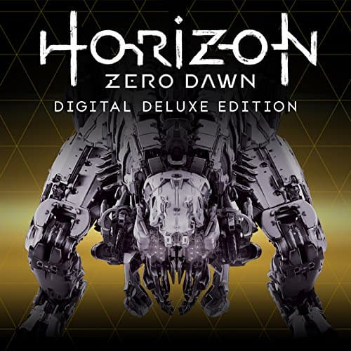 Horizon Zero Dawn - Digital Deluxe Edition - PS4 [Digital Code] $24.99 @ Amazon