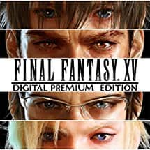 Final Fantasy XV Digital Premium Edition - PS4 [Digital Code] $29.99 @ Amazon