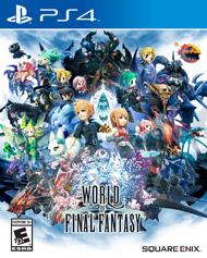 World of Final Fantasy PS4 $19.99 @ Gamestop $20