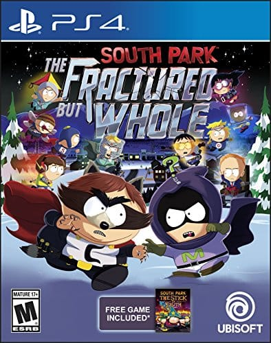 South Park: The Fractured but Whole PS4, XBox One $29.99 @ Amazon