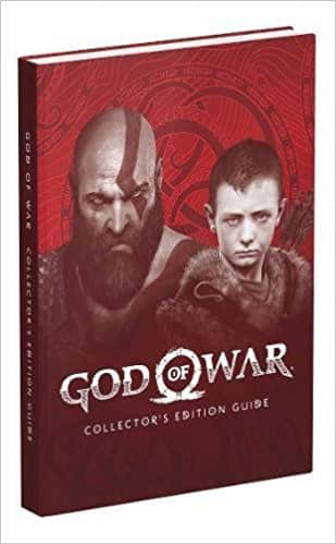 God of War: Collector's Edition Guide $23.99 (40% off List)