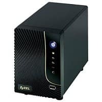 Rakuten Deal: ZyXEL NSA320 2-bay Network Attached Storage and Media Server @ $80 ($16 back in points)