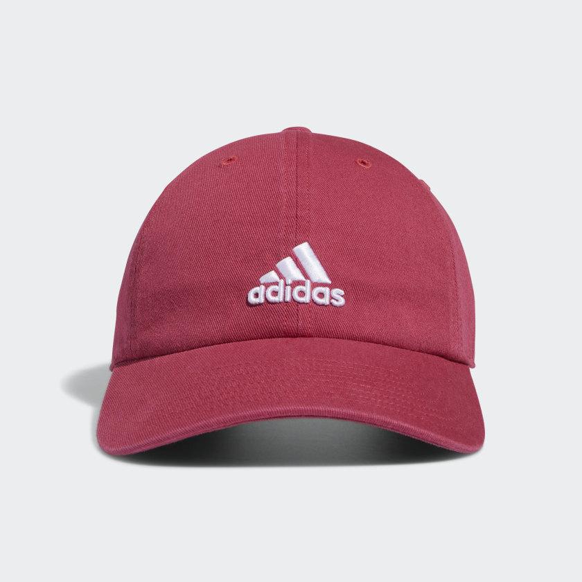 40% off adidas women hat dark pink for $12