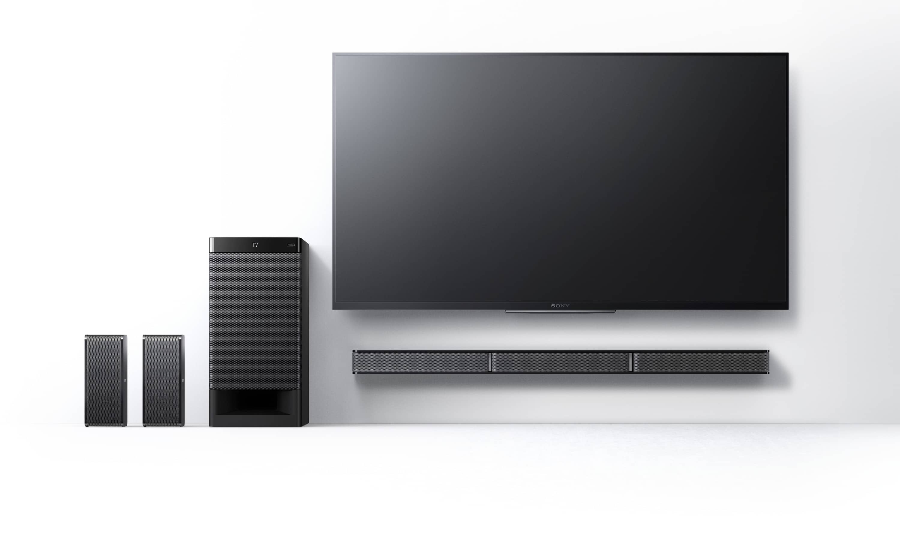 Sony HT-RT3 5.1 Home Theater Sound Bar with Subwoofer and Bluetooth $156.99