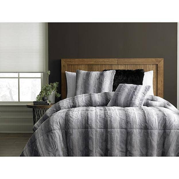 Cannon Fur Comforter $39.99