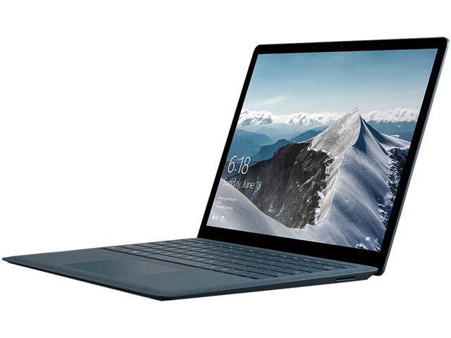 Microsoft Surface Laptop i7 7th Gen 7660U (2.50 GHz) 8 GB Memory 256 GB SSD $779