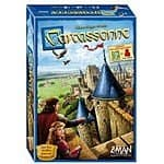 Carcassonne: New Edition Board Game  $22.50