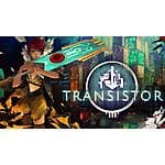 Transistor (Game App) for Apple iPod Touch, iPhone, and iPad 50% Off for $4.99 at iTunes (Normally $9.99)