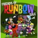 Friends of Runbow Sale at the Nintendo eShop - Save 30% On Select Nintendo Wii U and 3DS Games After Purchasing the eShop Game Runbow (Runbow Sells for $14.99, As Low As $12.74)