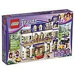 LEGO Friends Heartlake Grand Hotel (41101) for $114.00 at Amazon