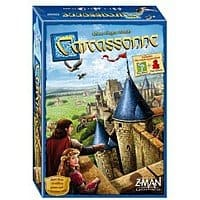 "Amazon Deal: Carcassonne: New Edition Board Game for $22.45 at Amazon (Includes Mini Expansions ""The River"" and ""The Abbot"")"