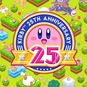 Nintendo's Kirby 25th Anniversary Sale in Nintendo's eShop (Up to 25% Off Kirby Games)