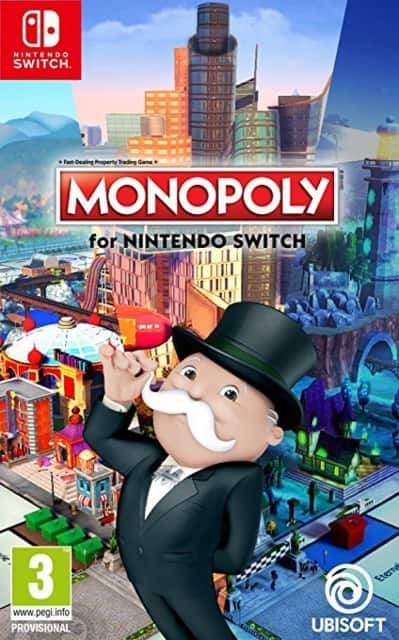 MONOPOLY® for Nintendo Switch $9.99