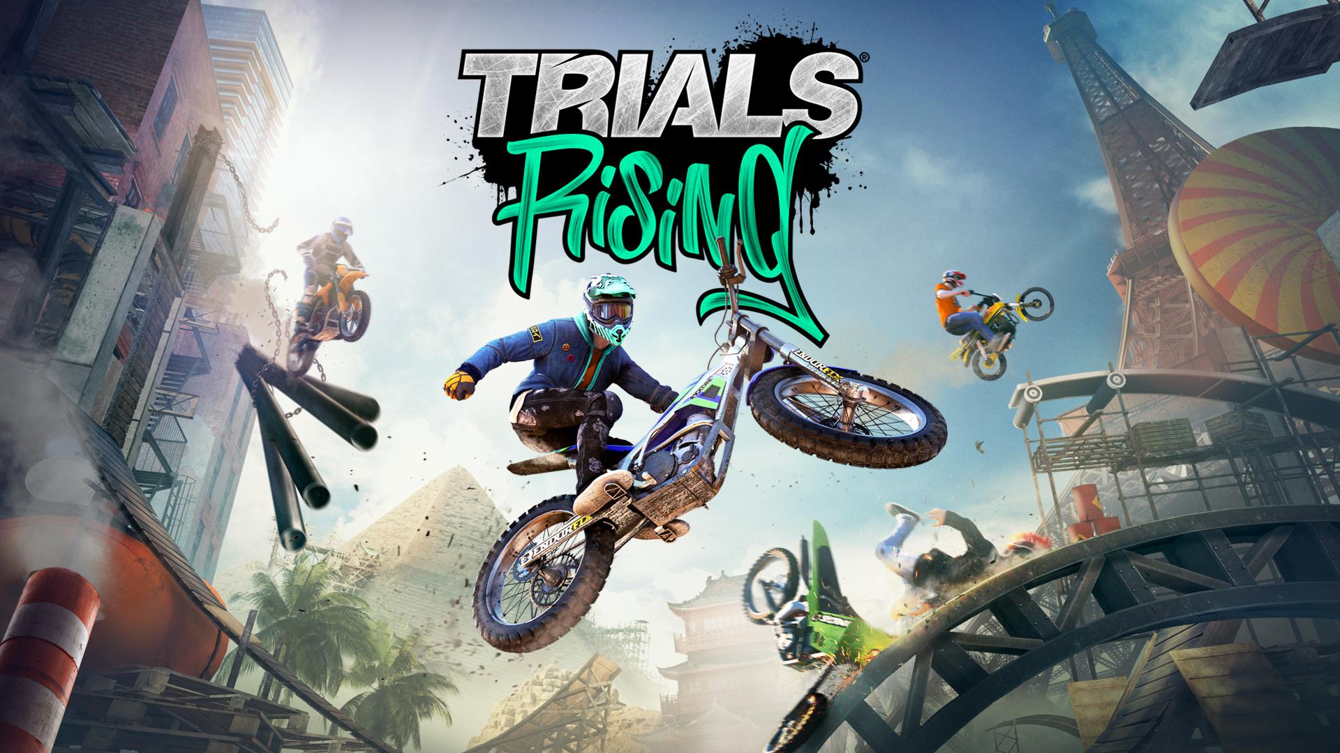 Trials Rising Standard Edition $5.99(Nintendo switch digital download)