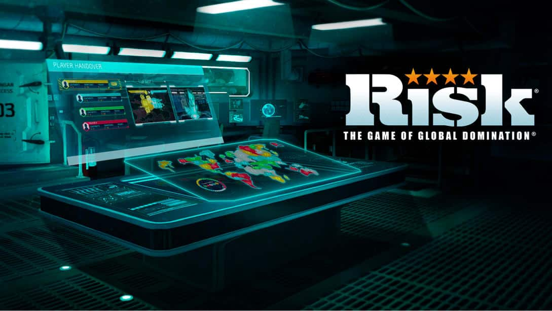 RISK Global Domination $9.99 for Nintendo Switch