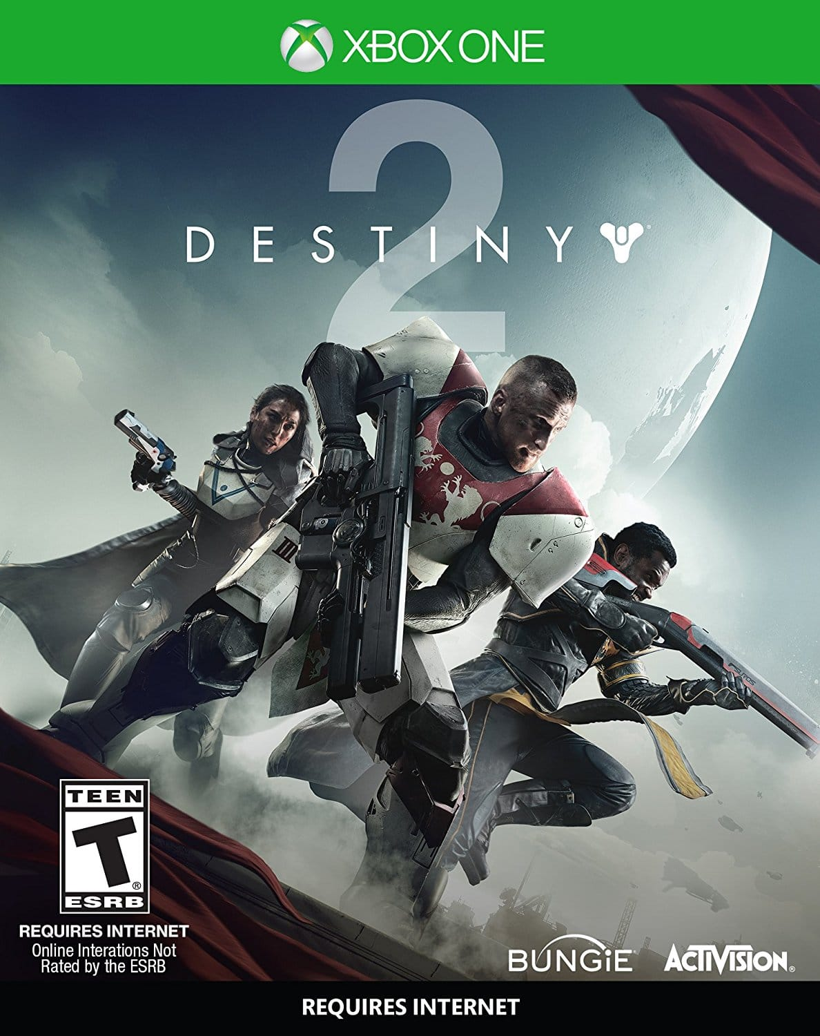 Destiny 2 - Xbox One or PS4, Standard Edition - $29.99
