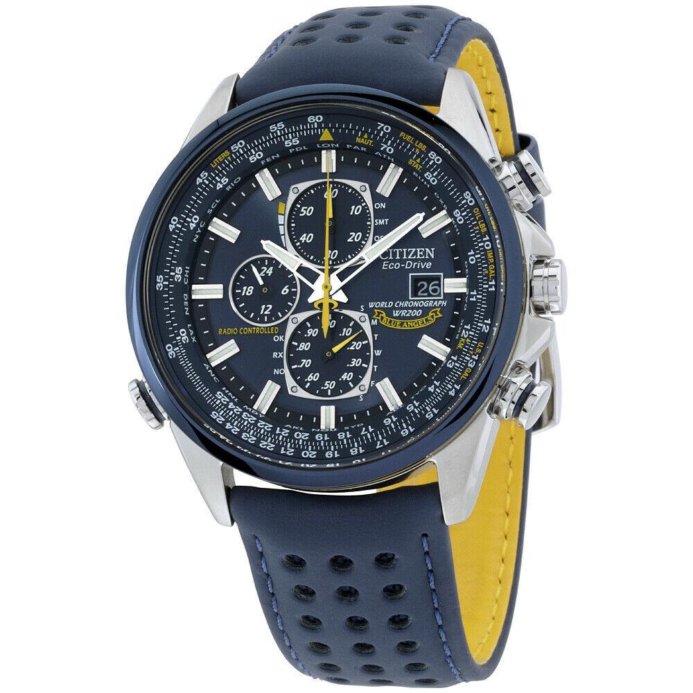 Citizen Eco-Drive Blue Angels Men's Watch $255.68