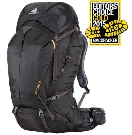Gregory Baltoro 75 Backpack for $159.98 + Free Shipping + No Tax Outside of UT