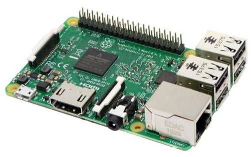 Raspberry Pi 3 Model B for $36.00 with Amazon Prime