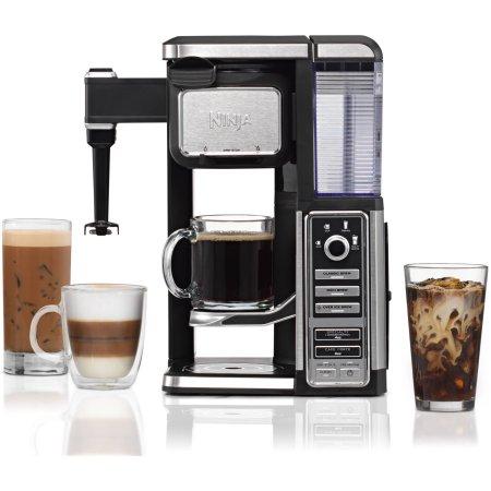 Walmart Store: Ninja Coffee Bar Single Serve System with Auto IQ - 5 Brew Typs (CF110)-  IN STORE  $64