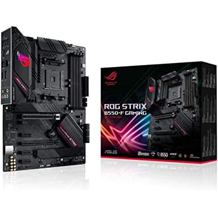 [AMAZON PRIME DAY DEAL] ASUS ROG STRIX B550-F Gaming NOW- 145.99- $44 OFF $145.99