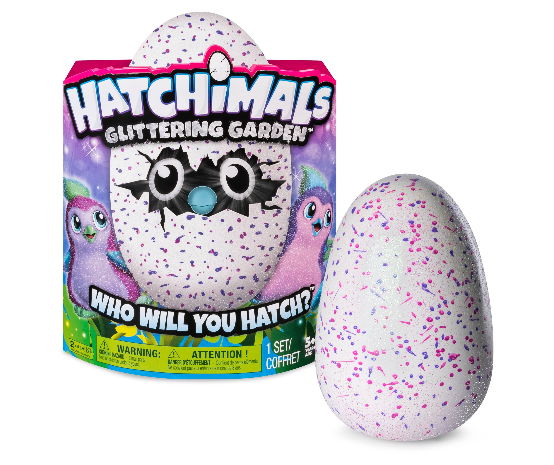 Target In-Store Only - Hatchimals Glittering Garden Hatching Egg Pinguala - YMMV $29.98