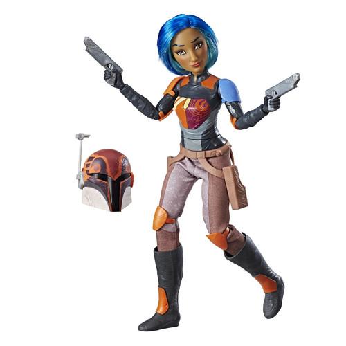 YMMV $2-$5 -  Star Wars Forces of Destiny Figures - Walmart In-Store