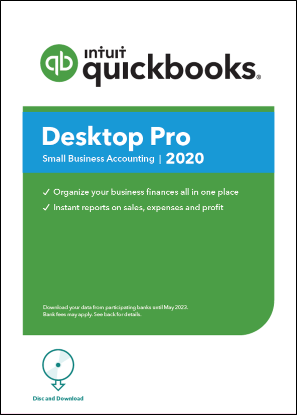 Quickbooks pro 2020 with digital delivery as well as CD included  $182.12