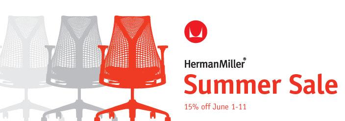 Herman Miller - 23.5% off Promo Code Mistake