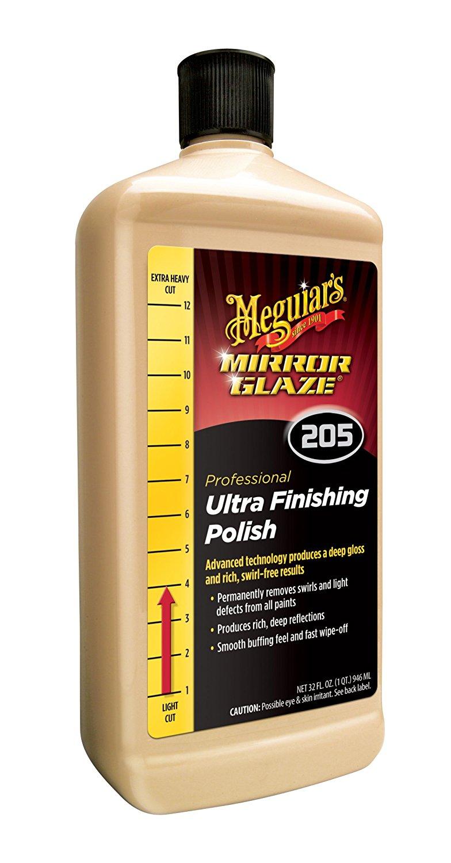 [Amazon] 32oz Meguiar's M205 Mirror Glaze Ultra Finishing Polish $14.60 plus Tax