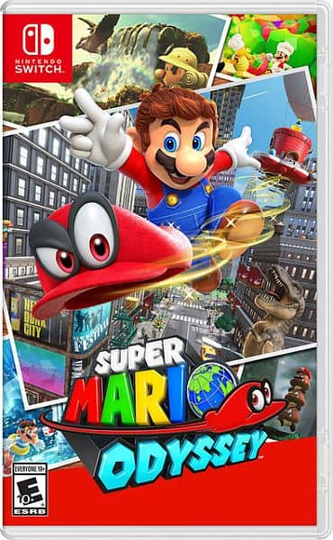 Nintendo Switch - Super Mario Odyssey Toys R Us $50.99 (Free shipping + $5.00 gift card for pick-up orders)