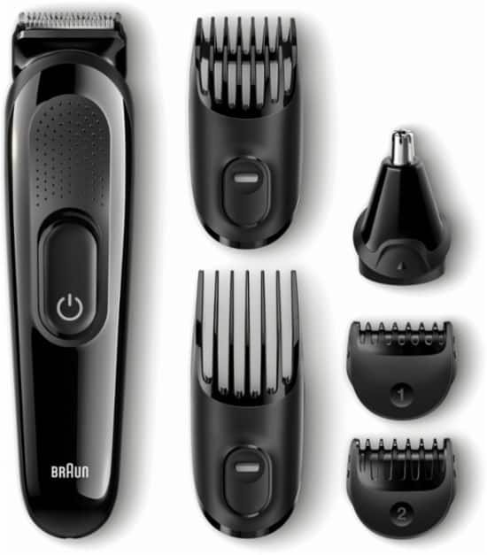 Braun - Beard, Hair, Ear and Nose Trimmer for $15.99 (possibly $0.99+ tax)