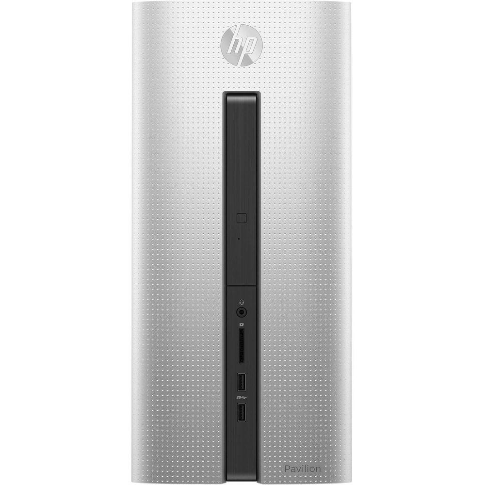 (Refurb)HP Pavilion Desktop i5-6400 8GB 1TB 128GB SSD W10 $335