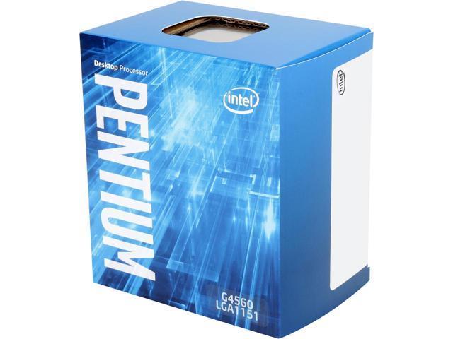 Intel Pentium G4560 $58.85 or less