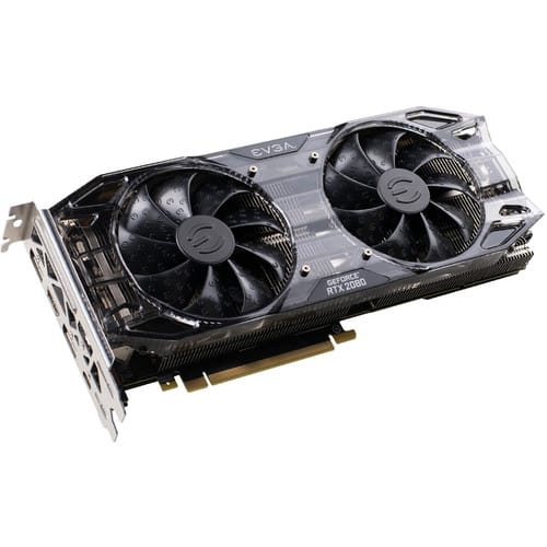 GeForce RTX 2080 BLACK EDITION GAMING Graphics Card $669 89