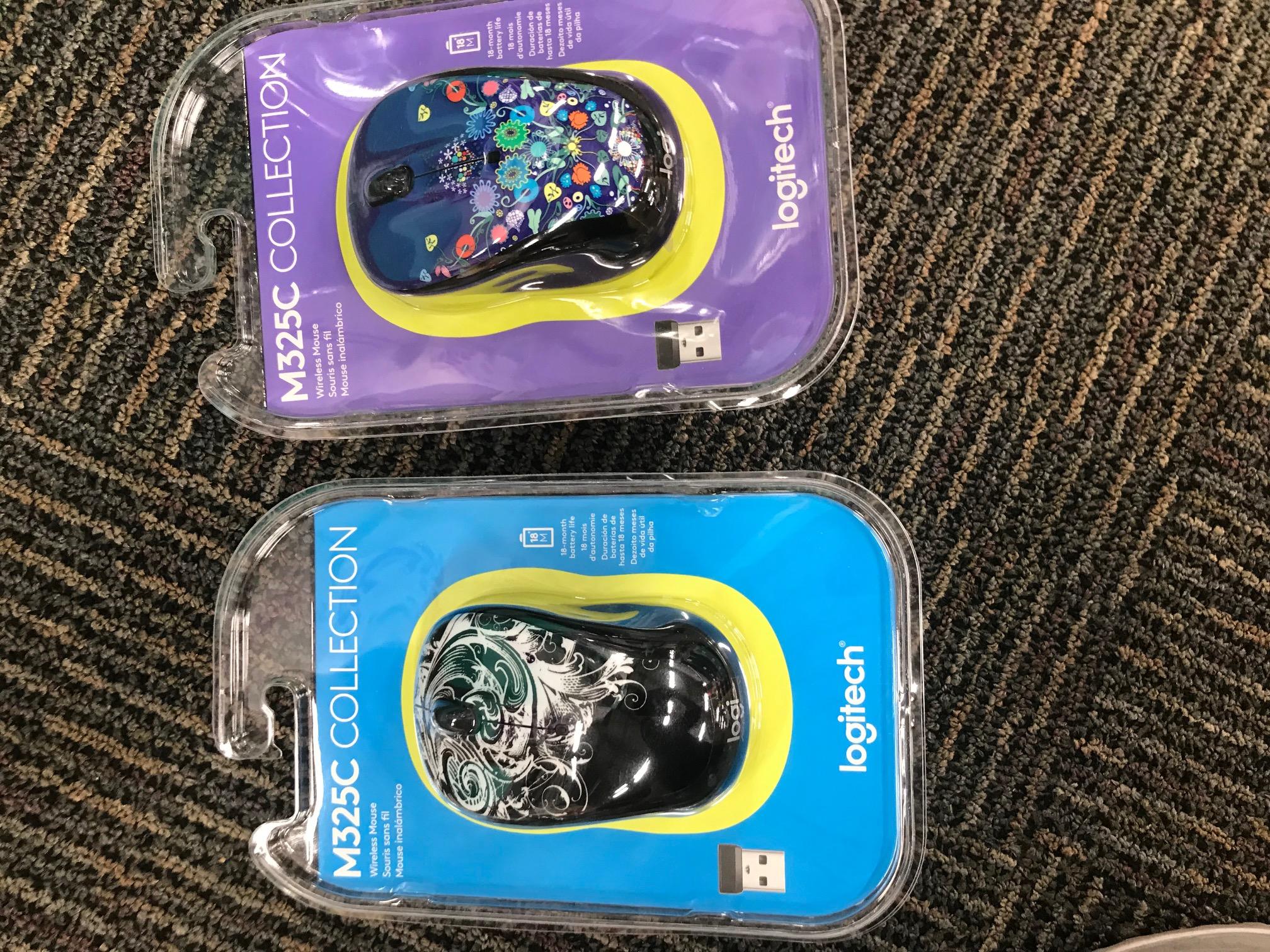 Logitech M325c mouse $2.99 @ OfficeDepot B&M