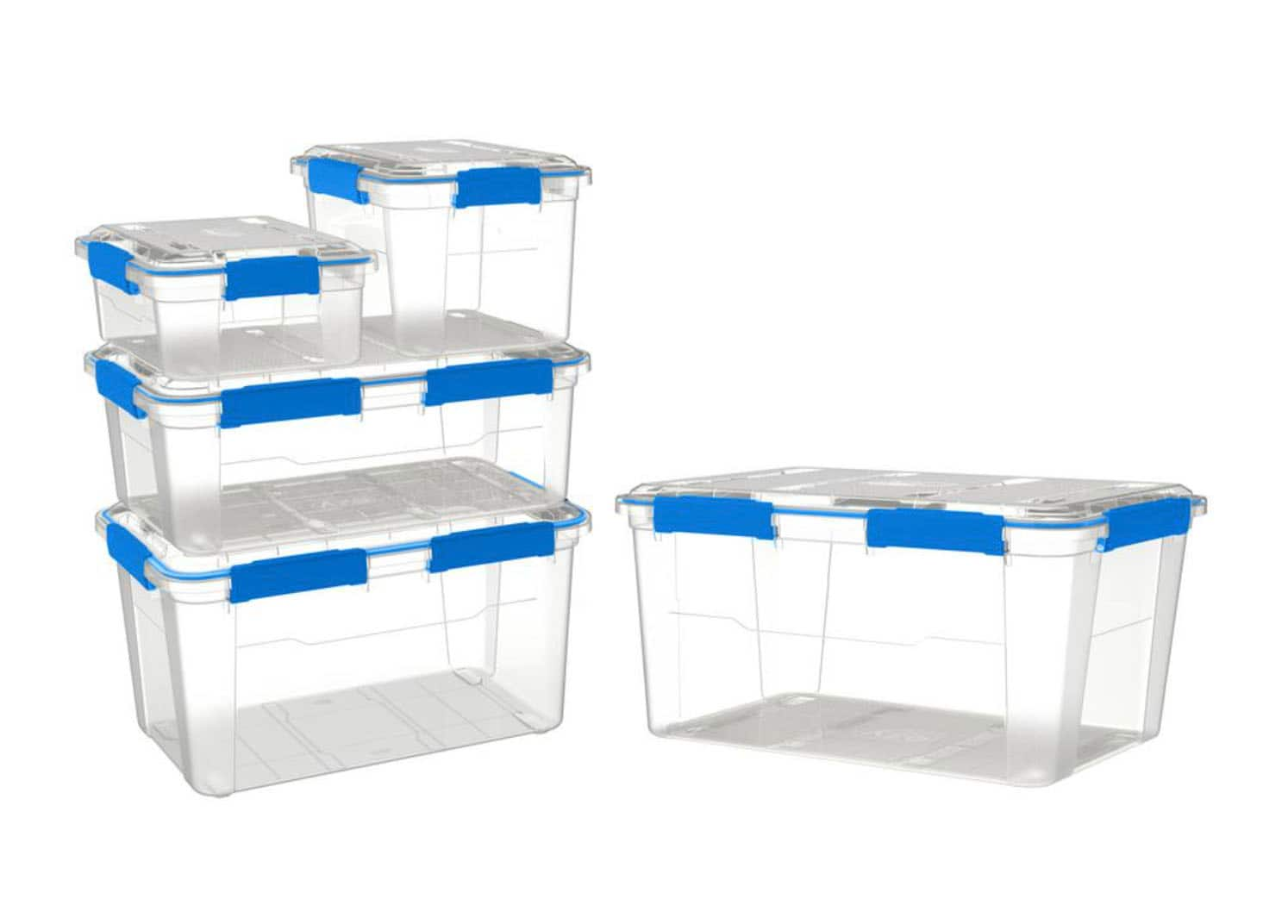 Home Depot: Up to 25% Off Storage Solutions, From $5.98 + Free Curbside Pickup