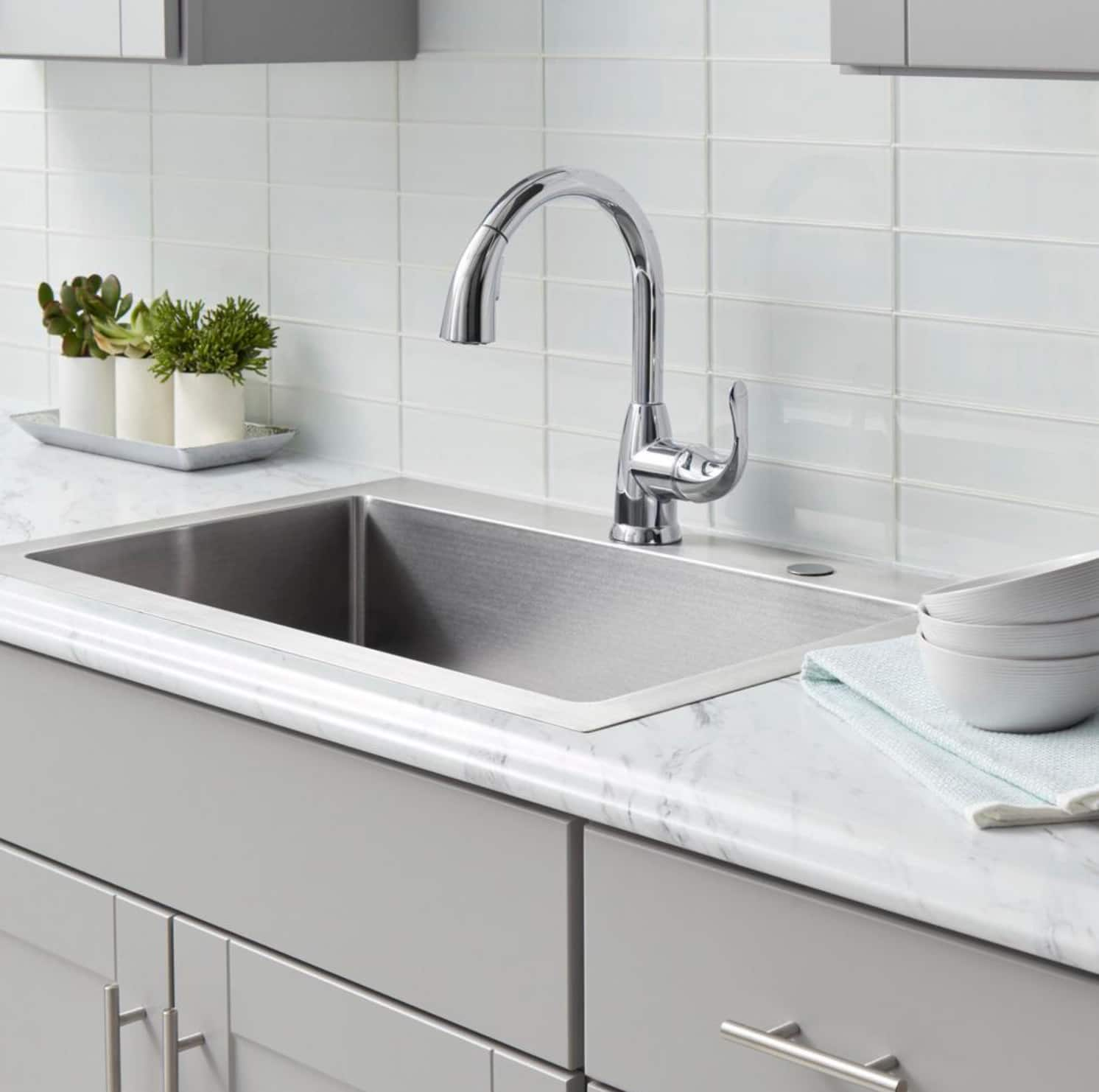 The Home Depot: Up to 40% Off Select Bath, Vanities, and Faucets + Free Shipping/Store Pickup
