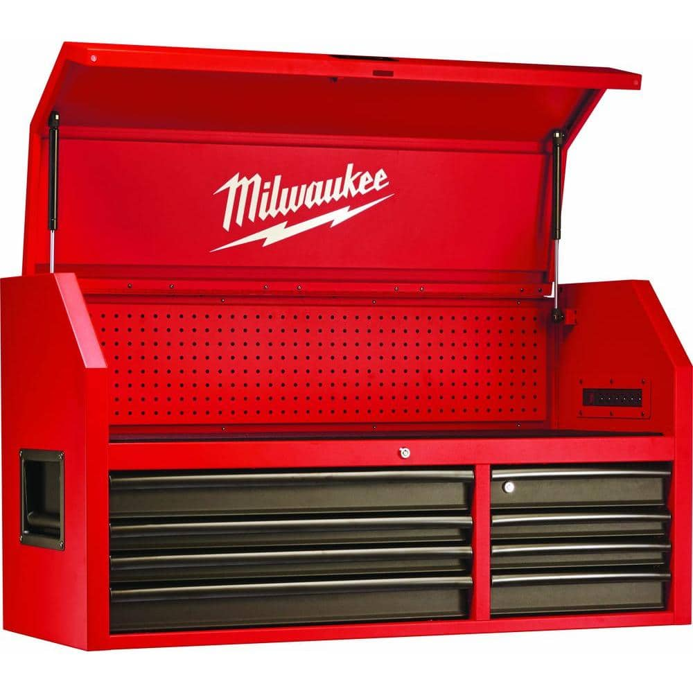 """YMMV - Home Depot Milwaukee 46"""" 8 Drawer Tool Chest Topper - $25"""