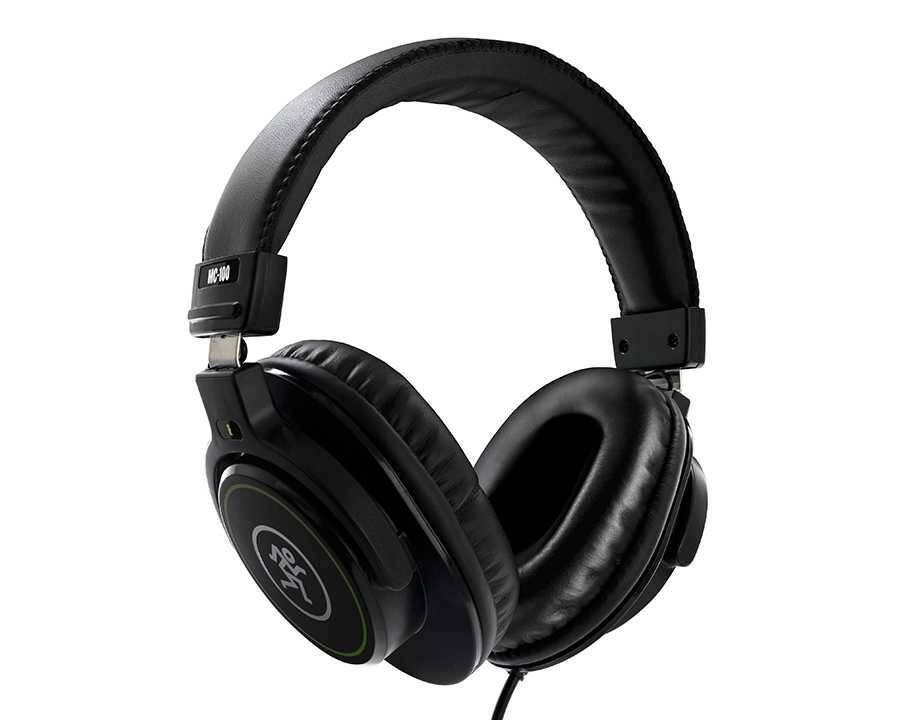 Mackie MC-100 Professional Closed-Back Headphones $19.99