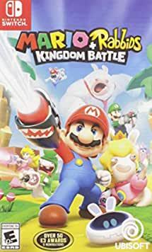 Mario + Rabbids Kingdom Battle - Nintendo Switch Standard Edition $14.99
