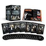 Universal Classic Monsters: Complete 30-Film DVD Collection (Dracula / Frankenstein  / Wolf Man / The Mummy...) $59.66 Shipped from Amazon.ca