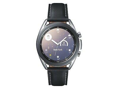 Samsung Galaxy Watch3 SM-R850N - 41mm - Mystic Silver - Bluetooth (Free shipping+ 30 days return + 2 Year free warranty) $179.99