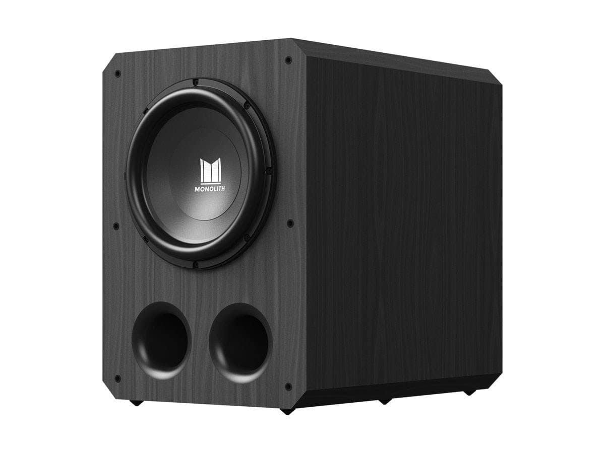 Monolith by Monoprice THX Certified Subwoofers up to 20% off + Free Shipping