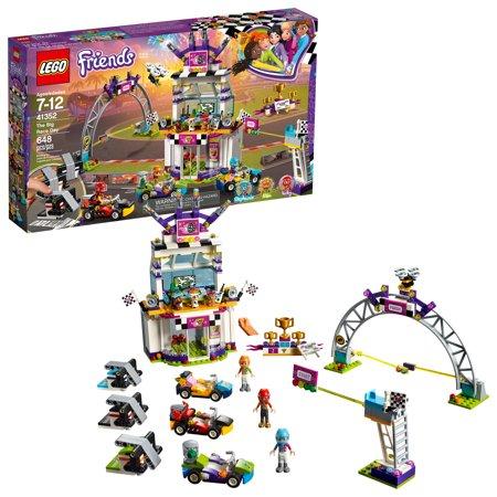 LEGO 41352 Friends The Big Race Day is $33.99 @ Walmart