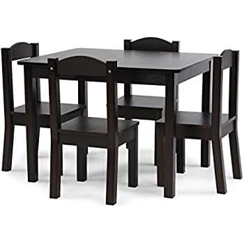 Amazon Prime Members : KidKraft Farmhouse Table and Chair Set - $58.79 Lowest Price per CCC $59