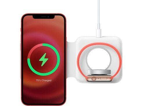 Apple MagSafe Duo Charger $102 with code ANNUAL15