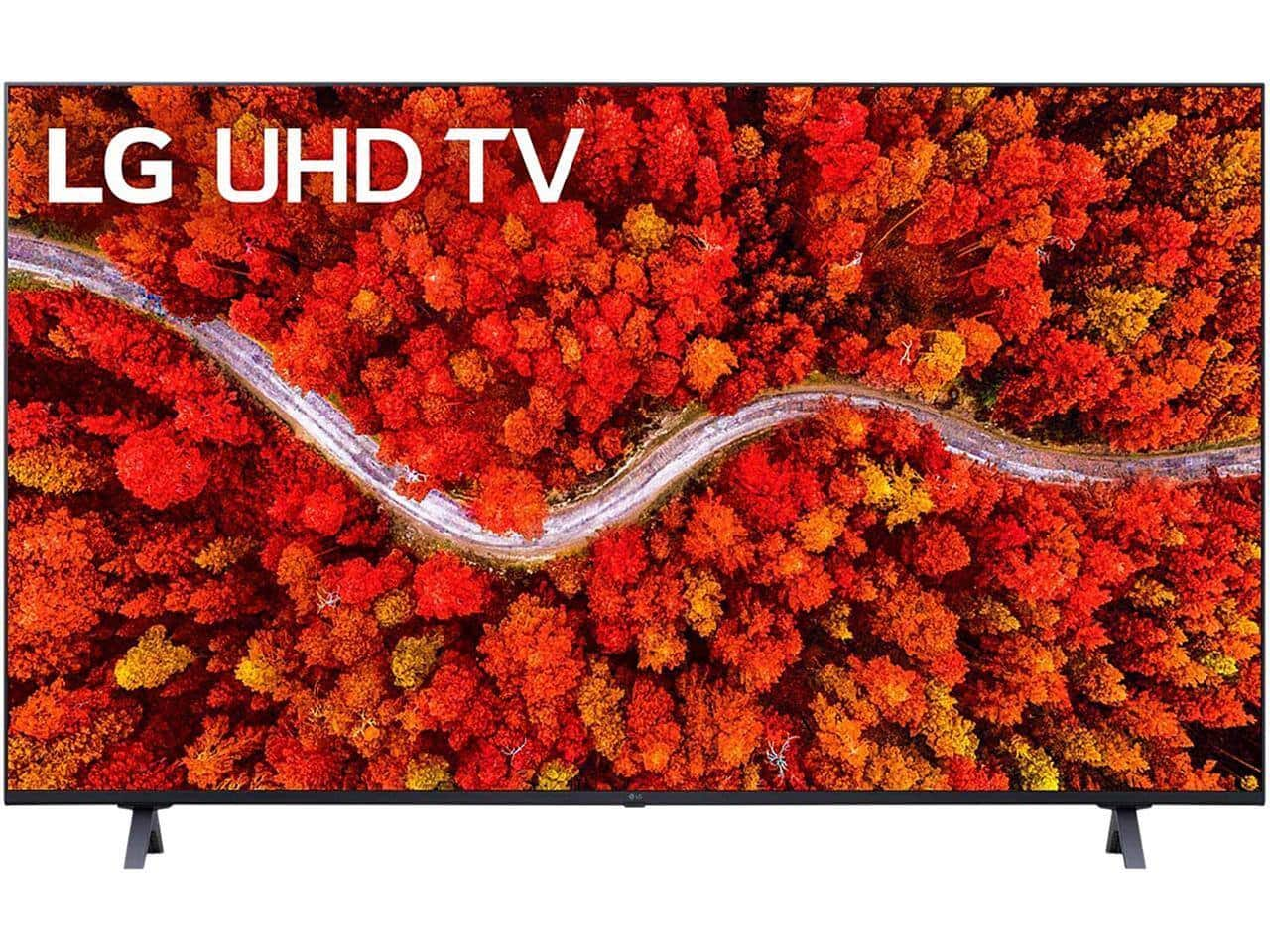 """LG 50"""" 4K Smart UHD TV 50UP8000PUA $496.99 after code with Free Shipping"""