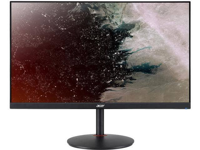 """Acer XV240Y Pbmiiprx 23.8"""" 1920x1080 165 Hz Monitor for $179.99 with Free Shipping"""